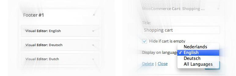 wpml widgets